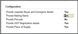 Consignee-state